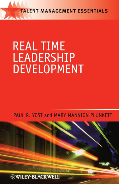 Real Time Leadership Development Cover