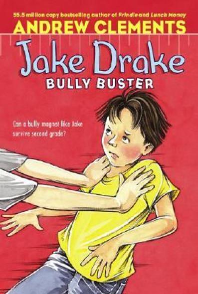 Jake Drake, Bully Buster Cover