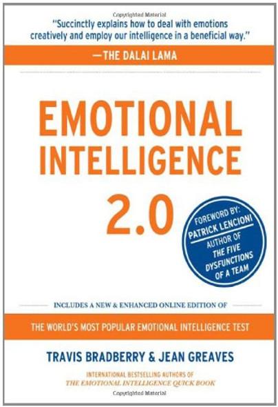 Emotional Intelligence 2.0 Cover