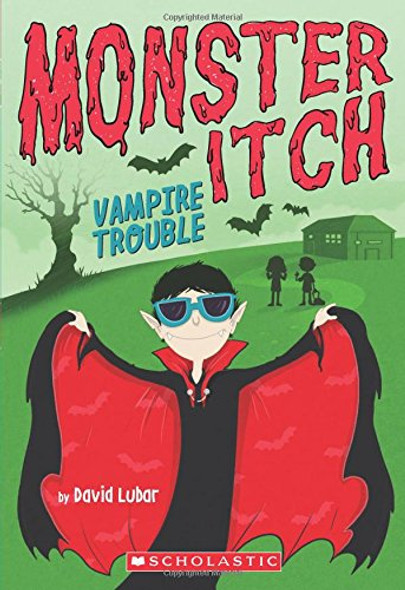 Vampire Trouble (Monster Itch #2) Cover