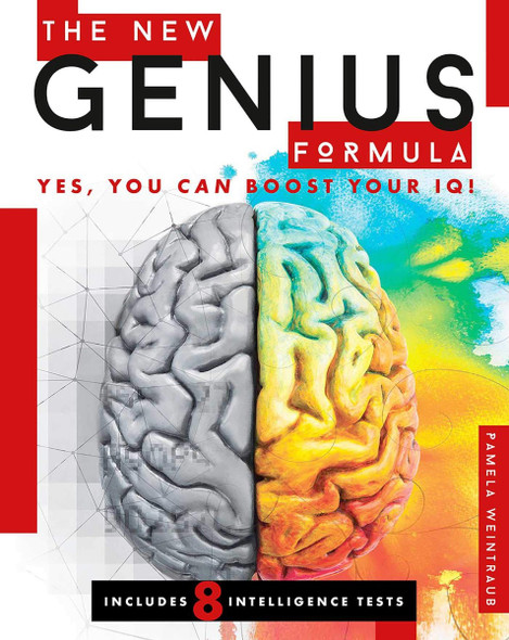 The New Genius Formula: Yes, You Can Boost Your IQ! Cover