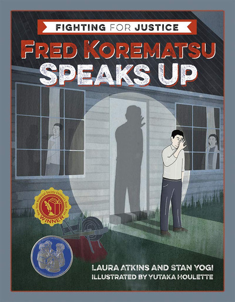 Fred Korematsu Speaks Up (Fighting for Justice #1) Cover