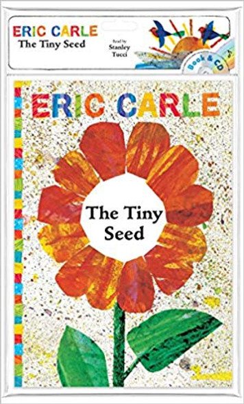 The Tiny Seed [With Audio CD] Cover