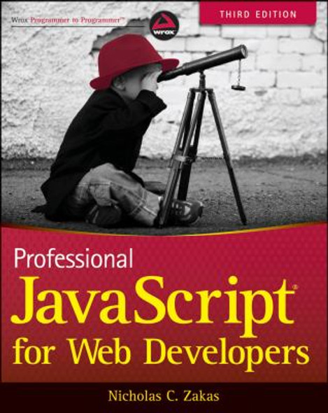 Professional JavaScript for Web Developers Cover