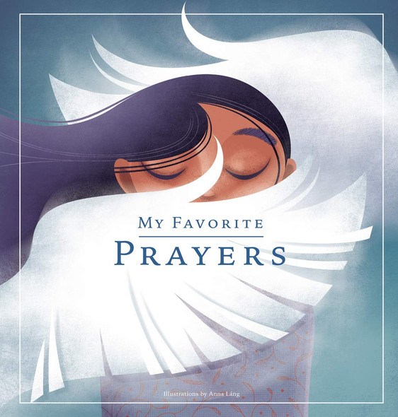 My Favorite Prayers Cover