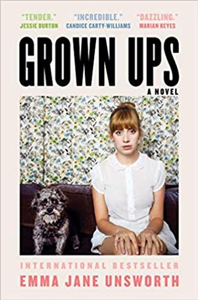 Grown Ups: A Novel Cover