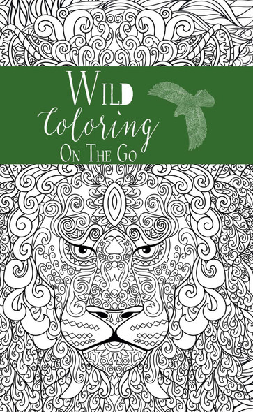Coloring on the Go: Wild Cover