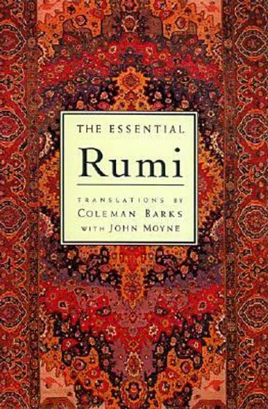 The Essential Rumi Cover