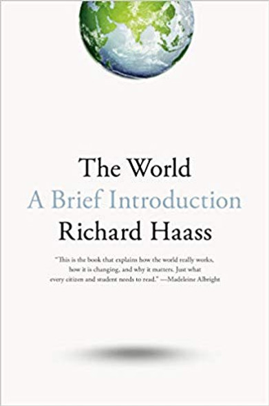 The World: A Brief Introduction Cover