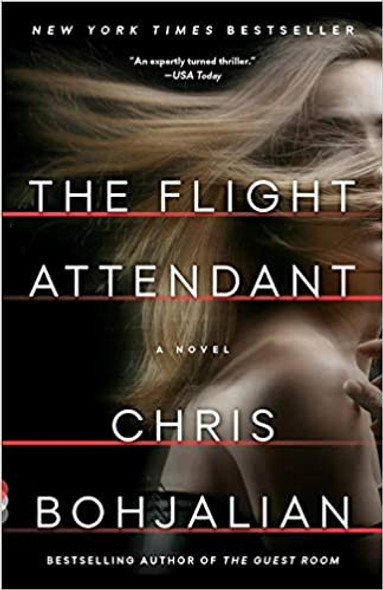The Flight Attendant (Vintage Contemporaries) Cover