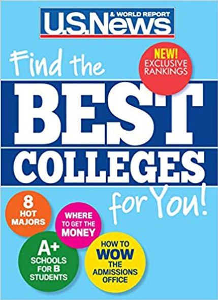 Best Colleges 2020: Find the Right Colleges for You! Cover
