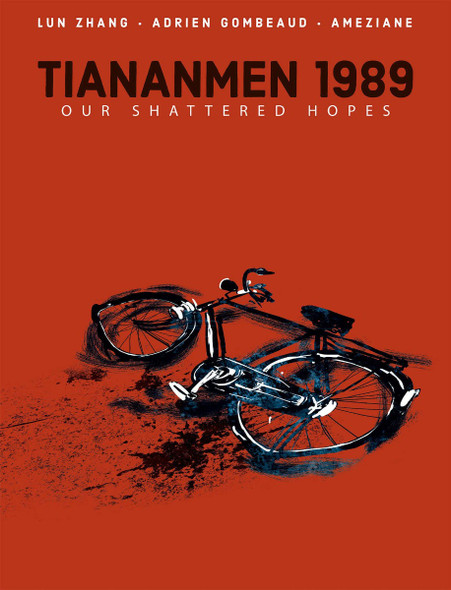 Tiananmen 1989: Our Shattered Hopes Cover