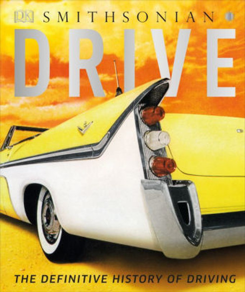 Drive: The Definitive History of Driving Cover