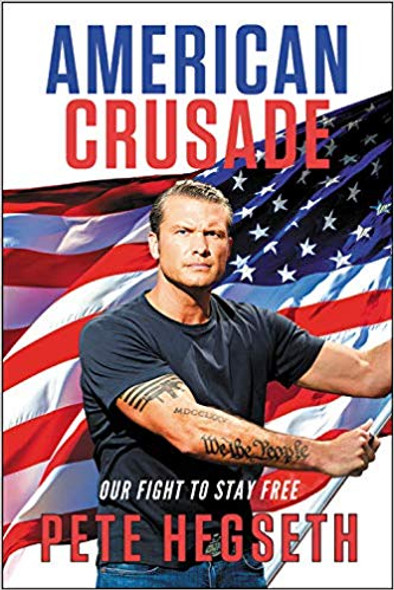 American Crusade: Our Fight to Stay Free Cover