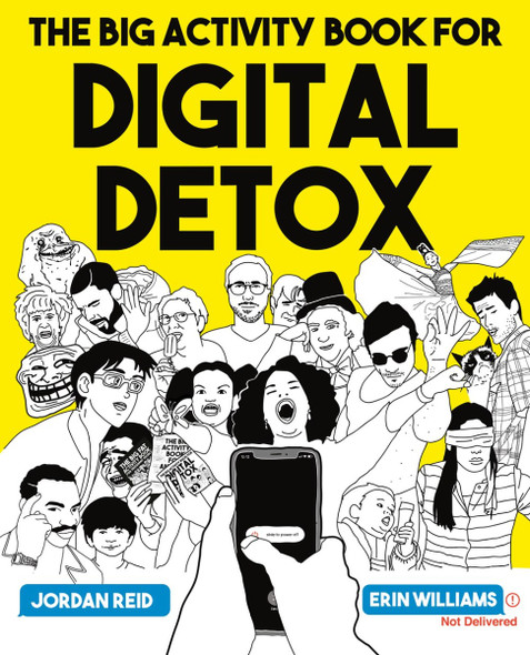 The Big Activity Book for Digital Detox (Big Activity Book) Cover