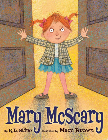 Mary McScary Cover