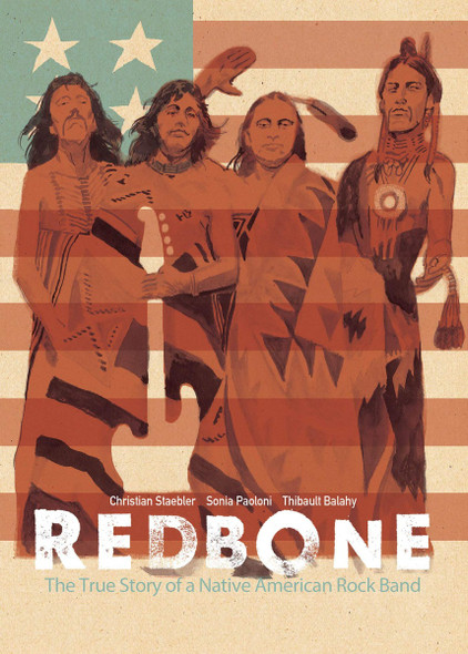 Redbone: The True Story of a Native American Rock Band Cover