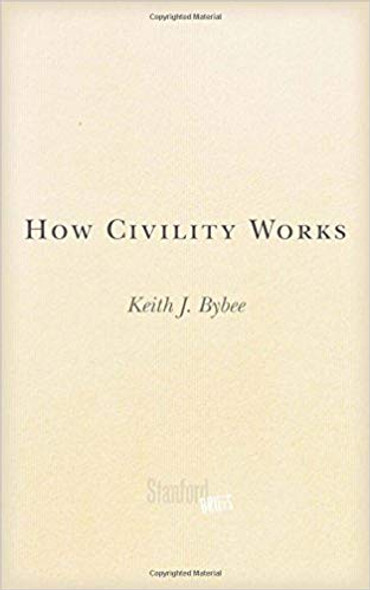 How Civility Works Cover