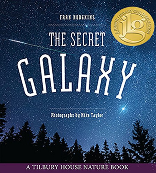 The Secret Galaxy Cover