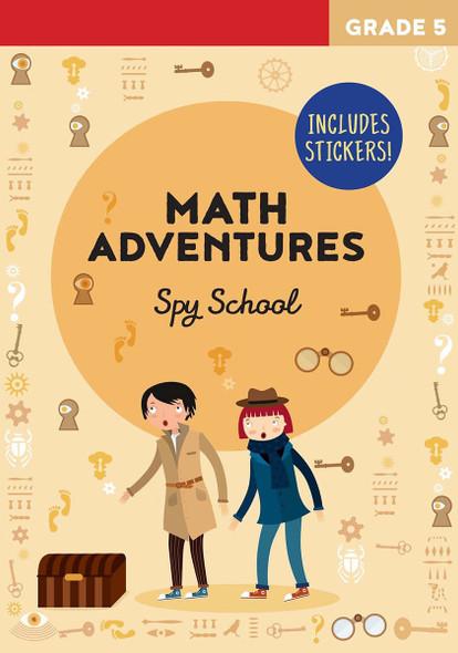 Math Adventures: Spy School (Math Adventures) Cover