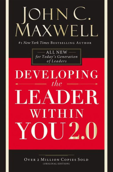 Developing the Leader Within You 2.0 Cover