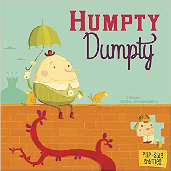 Humpty Dumpty Flip-Side Rhymes ( Flip-Side Nursery Rhymes ) Cover