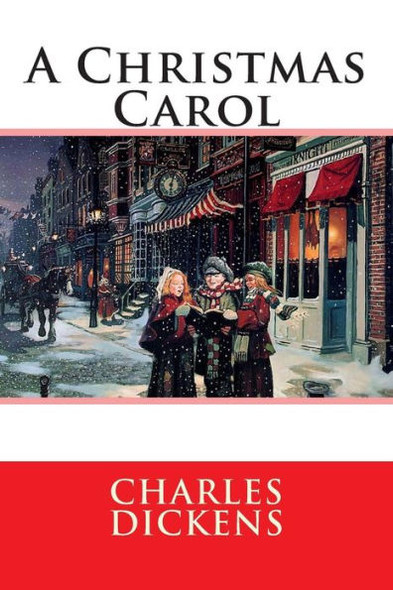 A Christmas Carol: In Prose Being Cover
