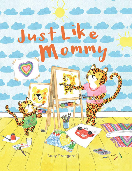 Just Like Mommy Cover