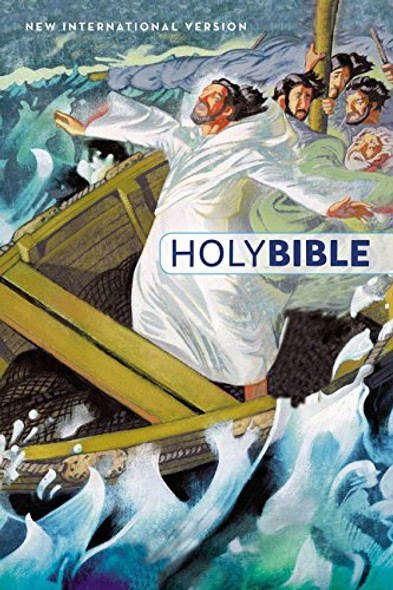 NIV Children's Holy Bible, Paperback Cover