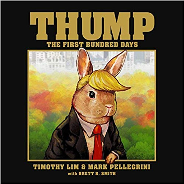 Thump: The First Bundred Days Cover