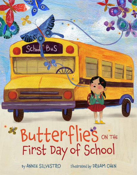 Butterflies on the First Day of School Cover