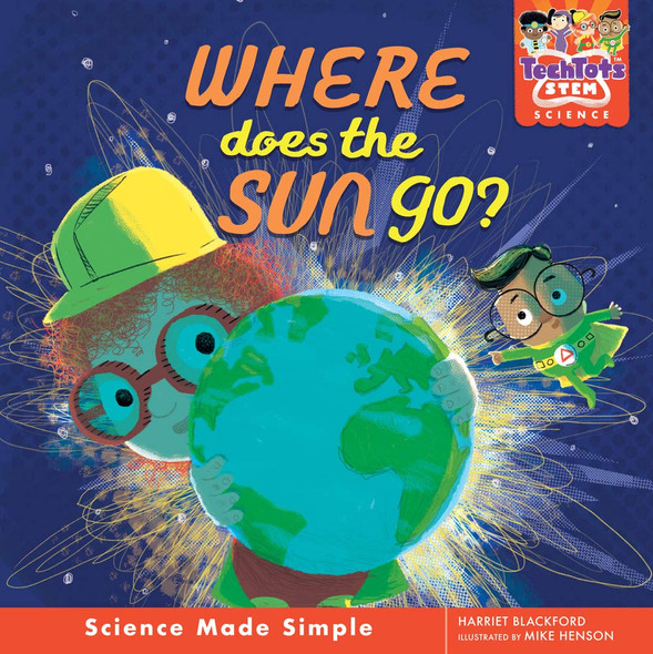 Where Does the Sun Go? Cover