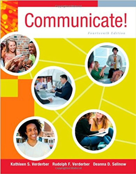Communicate! 14th Edition Cover
