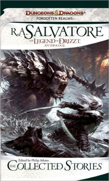 Forgotten Realms: The Legend of Drizzt Anthology: The Collected Stories Cover