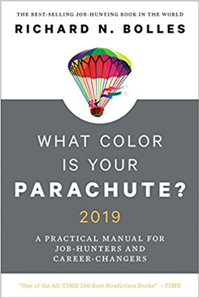 What Color Is Your Parachute? 2019: A Practical Manual for Job-Hunters and Career-Changers Cover