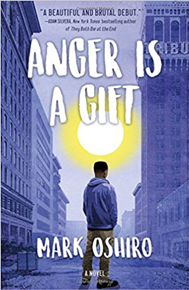 Anger Is a Gift: A Novel Cover