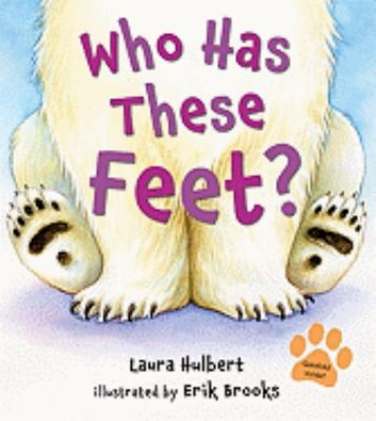 Who Has These Feet? Cover