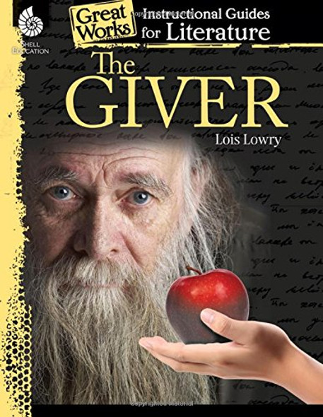 The Giver: An Instructional Guide for Literature Cover