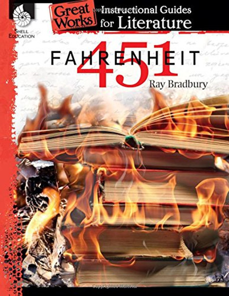 Fahrenheit 451: An Instructional Guide for Literature Cover