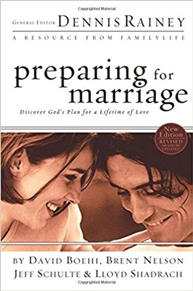 Preparing for Marriage Cover