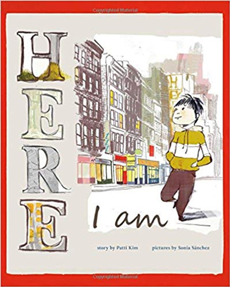 Here I Am ( Na ) Cover
