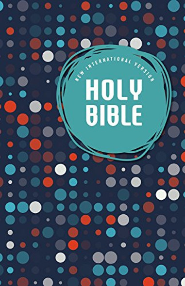 NIV Outreach Bible for Kids, Paperback Cover