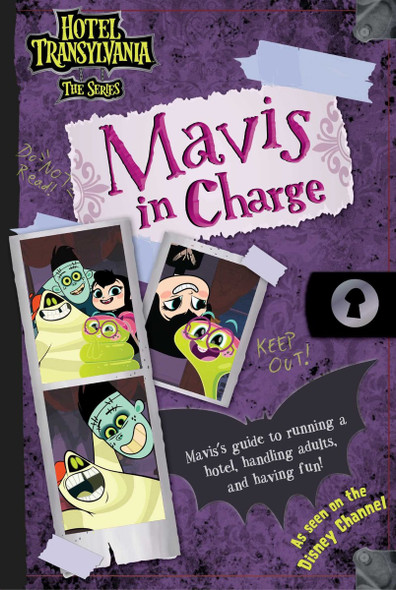 Mavis in Charge (Hotel Transylvania: The Series) Cover
