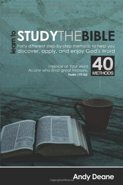 Learn to Study the Bible Cover