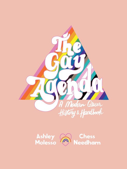 The Gay Agenda: A Modern Queer History & Handbook Cover