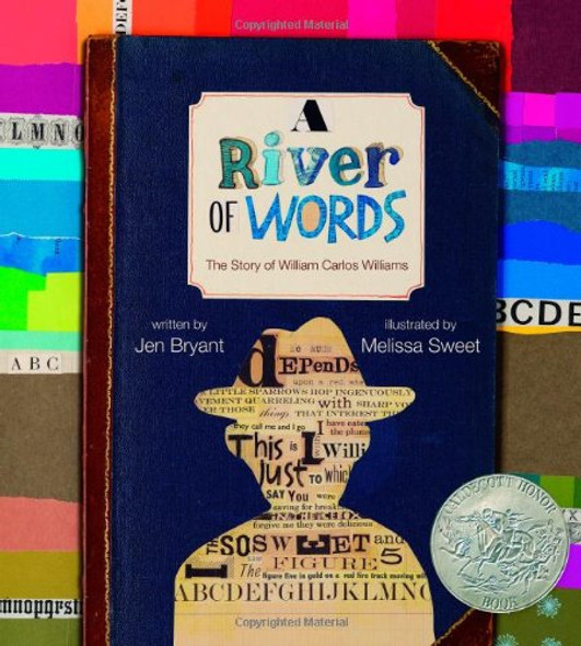 A River of Words: The Story of William Carlos Williams Cover