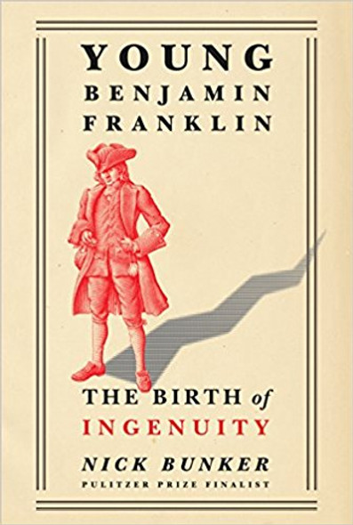 Young Benjamin Franklin: The Birth of Ingenuity Cover