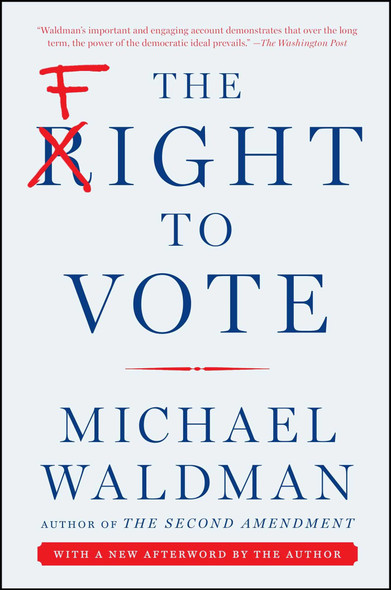 The Fight to Vote Cover