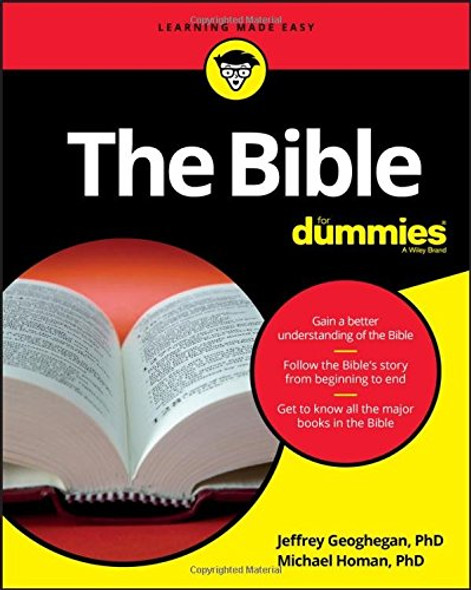 The Bible For Dummies Cover