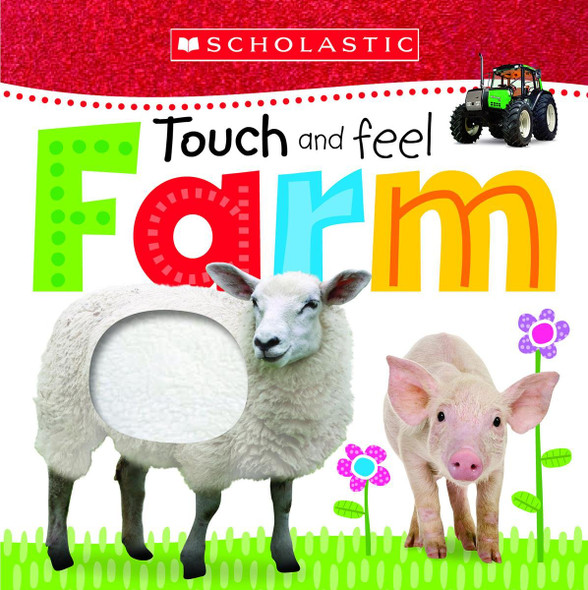 Touch and Feel Farm (Scholastic Early Learners) Cover